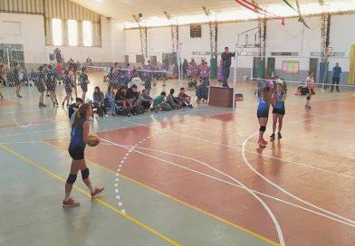 El CEF se lleno de Volley